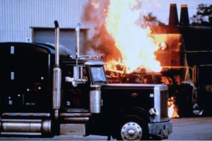 Kącik kinomana: Filmy o ciężarówkach, część 2.