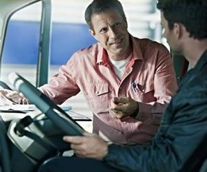 """Bezpłatne szkolenia """"Profesjonalnych kierowców"""""""