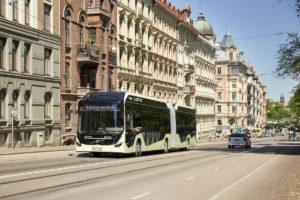Volvo otrzymuje największe zamówienie na autobusy elektryczne