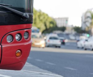 Oświetlenie Philips dla autobusów