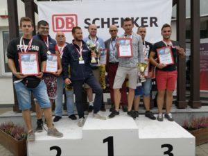 IX Mistrzostwa Bezpiecznej i Ekonomicznej Jazdy DB Schenker