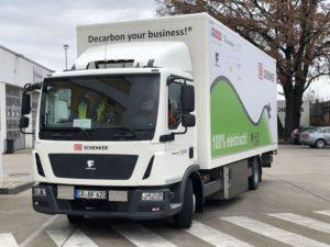 DB Schenker wdraża w Berlinie projekt iHub