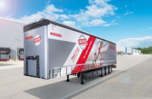 Kögel Cargo generacji NOVUM na targach IAA 2018