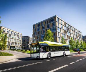 Kolejne autobusy Solaris w niemieckich miastach