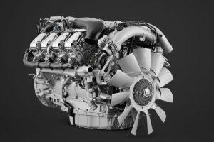 Wznowienie produkcji i sprzedaży silników Scania V8