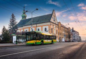 Solaris na targach InnoTrans 2018