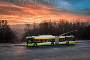 Kolejne trolejbusy Solaris w Rumunii