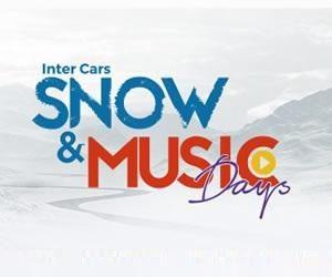 Zaplanuj zimowe szaleństwo ze Snow & Music Days