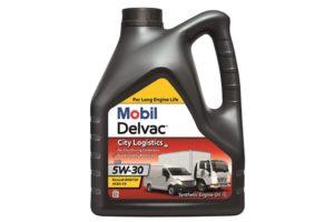 Nowy olej Mobil do dostawczaków