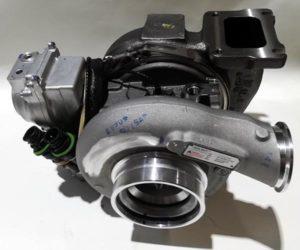 Nowa turbosprężarka do maszyn budowlanych w BSL