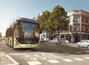 Elektryczne autobusy Volvo pojadą z Wrocławia do szwedzkiego Uddevalla