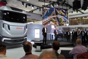 IAA 2018: Bosch inwestuje w własną wizję przyszłości