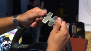 System wykrywający nacisk dłoni na kierownicy – CurveSYS