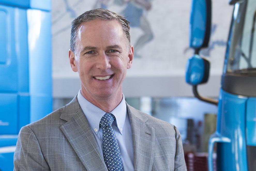 Preston Feight awansował na stanowisko Wiceprezesa Wykonawczego PACCAR