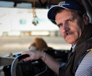 Raport: ponad połowa kierowców zawodowych ma problemy zdrowotne