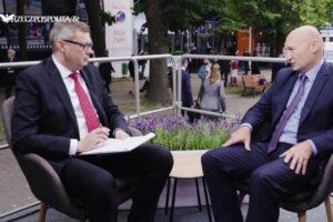 Forum Ekonomiczne w Krynicy: SDCM chroni firmy transportowe przed ostrymi normami CO2