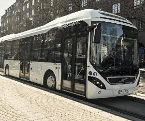 Volvo i Ełk podpisały umowę na dostawę miejskich autobusów hybrydowych