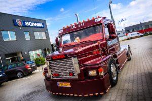 Rekordowa frekwencja na Pomorskiej Miss Scania 2018