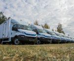 Dealer IVECO TNC przekazał 13 pojazdów Daily NP