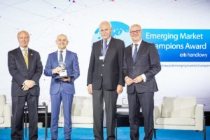Wielton wyróżniony w konkursie Emerging Market Champions