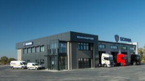 Otwarcie serwisu Scania w Łowiczu