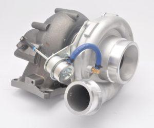 Turbosprężarki bez tajemnic - szkolenie