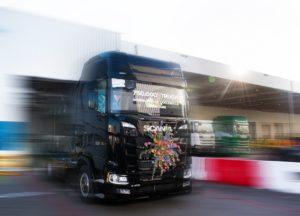 750-tysięczna Scania u klienta z Polski