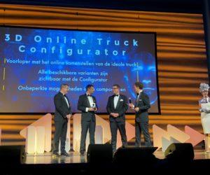 DAF Trucks z nagrodą magazynu Computable 2018