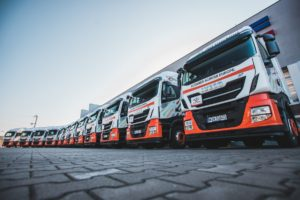 IVECO Stralis NP dla Don Trucking