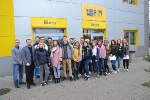 Klasa partnerska Europart w Wieluniu