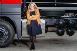 Hela & Snajper – truckerskie małżeństwo. Wywiad.