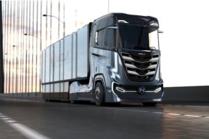 Nikola chce podbić Europę elektryczną ciężarówką
