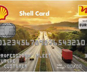 Shell Card zastępuje euroShell - nowa odsłona karty flotowej Shell