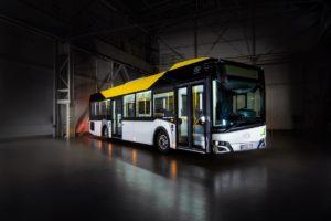 Nowości Solarisa na targach Czechbus
