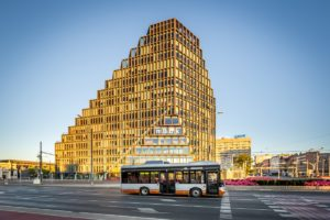 Elektryczne Solarisy na Łotwie