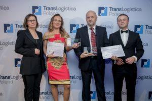 Laureaci Plebiscytu Pracodawca TSL 2018