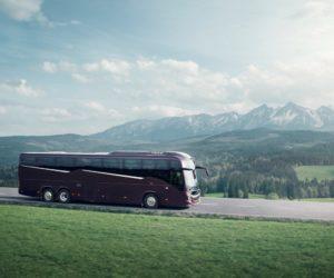 Volvo otrzymało zamówienie na 40 autokarów z Litwy
