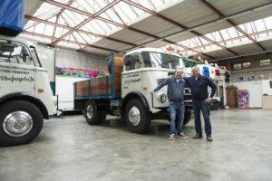 Odnaleziono najstarszą ciężarówkę DAF