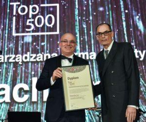 Dachser zwycięzcą rankingu Top500