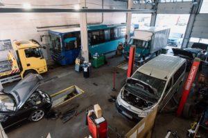 Ciężarówki i osobówki w jednym warsztacie – wywiad