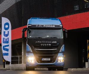 Iveco dostarczy EPO-Trans Logistic 20 ciągników siodłowych na LNG