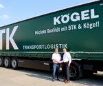 Nowe naczepy Kögel we flocie BTK