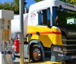 Scania wspiera wprowadzanie ciężarówek na gaz