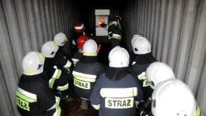 Volvo Trucks wspiera polskich strażaków