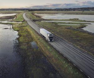 Nowe usprawnienia silników Volvo Trucks
