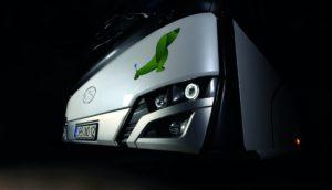 Kolejne elektryczne autobusy Solaris w Niemczech