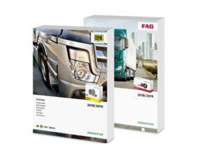 Dwa nowe katalogi Schaeffler dla pojazdów ciężarowych