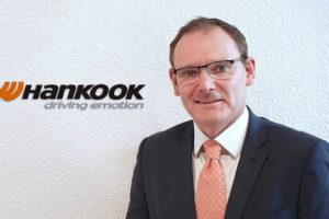 Nowy dyrektor ds. marketingu w Hankook Tire Europe