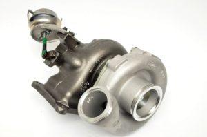 Nowy system turbodoładowania Garrett w silniku MAN