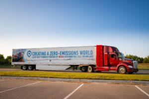 PACCAR prezentuje ciężarówki elektryczne i na ogniwa wodorowe
